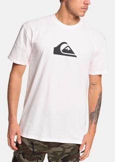 Quiksilver Men's Comp Logo Graphic T-Shirt