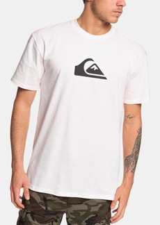 Quiksilver Men's Comp Logo Graphic T-Shirt