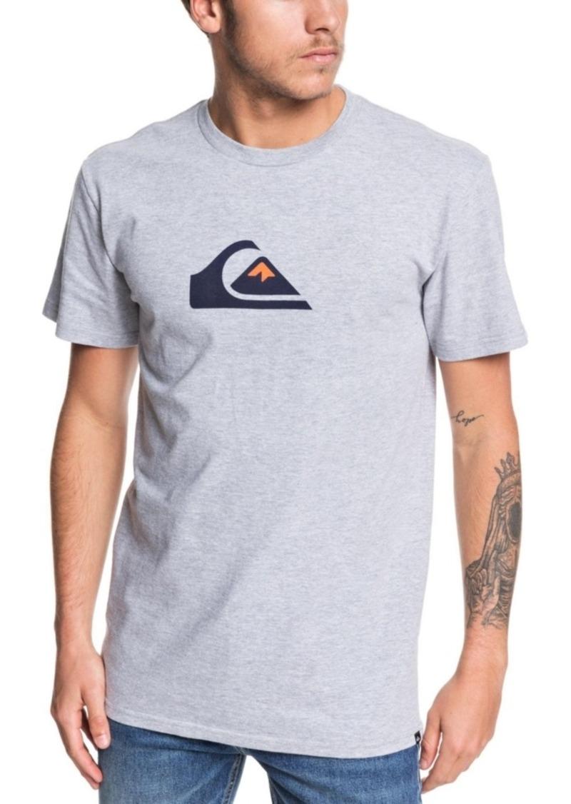 Quiksilver Men's Comp Logo Short Sleeve T-Shirt