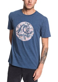 Quiksilver Men's Custom Prints Mod Short Sleeve T-Shirt