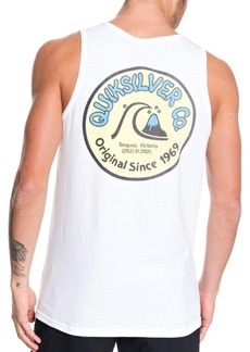 Quiksilver Men's Daily Wax Tank