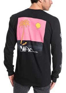 Quiksilver Men's Dead Island Long Sleeve T-Shirt