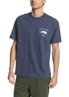 Quiksilver Men's Deep in Water Tee T-shirt