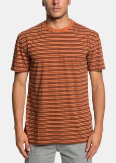 Quiksilver Men's Deeper States Stripe T-Shirt
