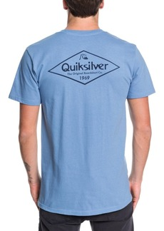 Quiksilver Men's Diamond Tails Short Sleeve T-Shirt