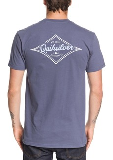 Quiksilver Men's Diamond Wave MT0 T-Shirt