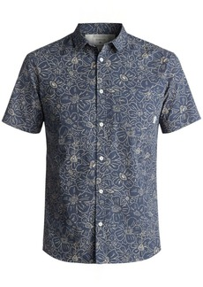 Quiksilver Men's Electric Daisy Button-Up Shirt