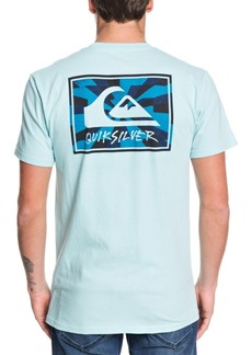 Quiksilver Men's Enlighted Tunnel Short Sleeve T-Shirt