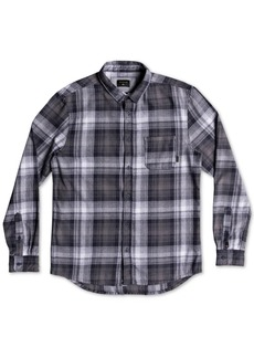 Quiksilver Men's Fatherfly Plaid Shirt