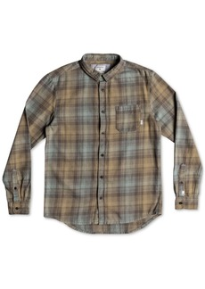 Quiksilver Men's Fatherfly Plaid Shirt