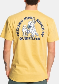 Quiksilver Men's Feeling Fine Graphic T-Shirt