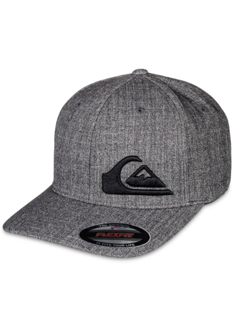 Quiksilver Men's Final Flexfit Logo Hat