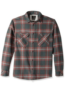 Quiksilver Men's Fitz Forktail Flannel Shirt