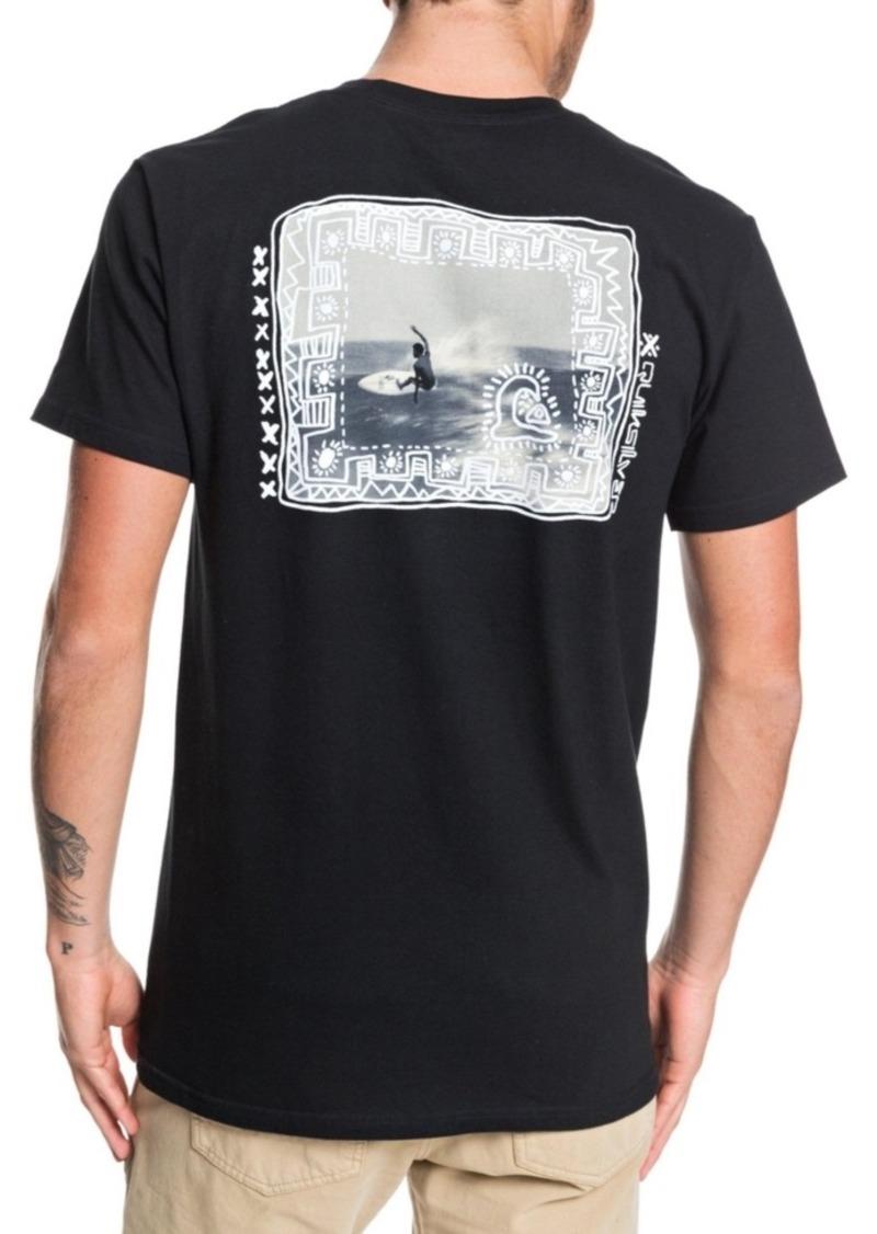 Quiksilver Men's Flowed Up Short Sleeve T-Shirt