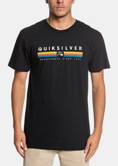 Quiksilver Men's Get Bizzy Graphic T-Shirt