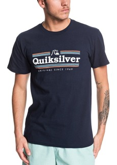 Quiksilver Men's Get Buzzy Short Sleeve T-Shirt