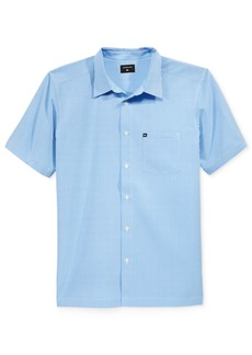 Quiksilver Men's Goff Cove Checked Shirt