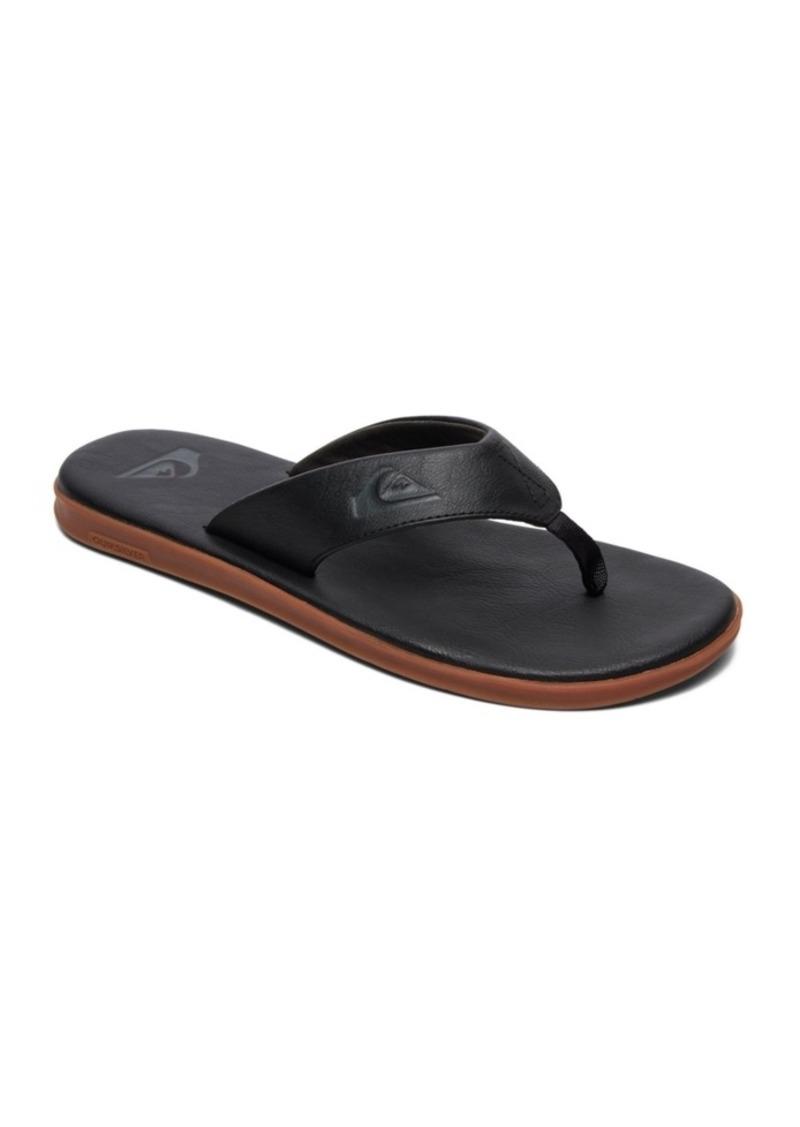 Quiksilver Men's Haleiwa Plus Nubuck Sandal