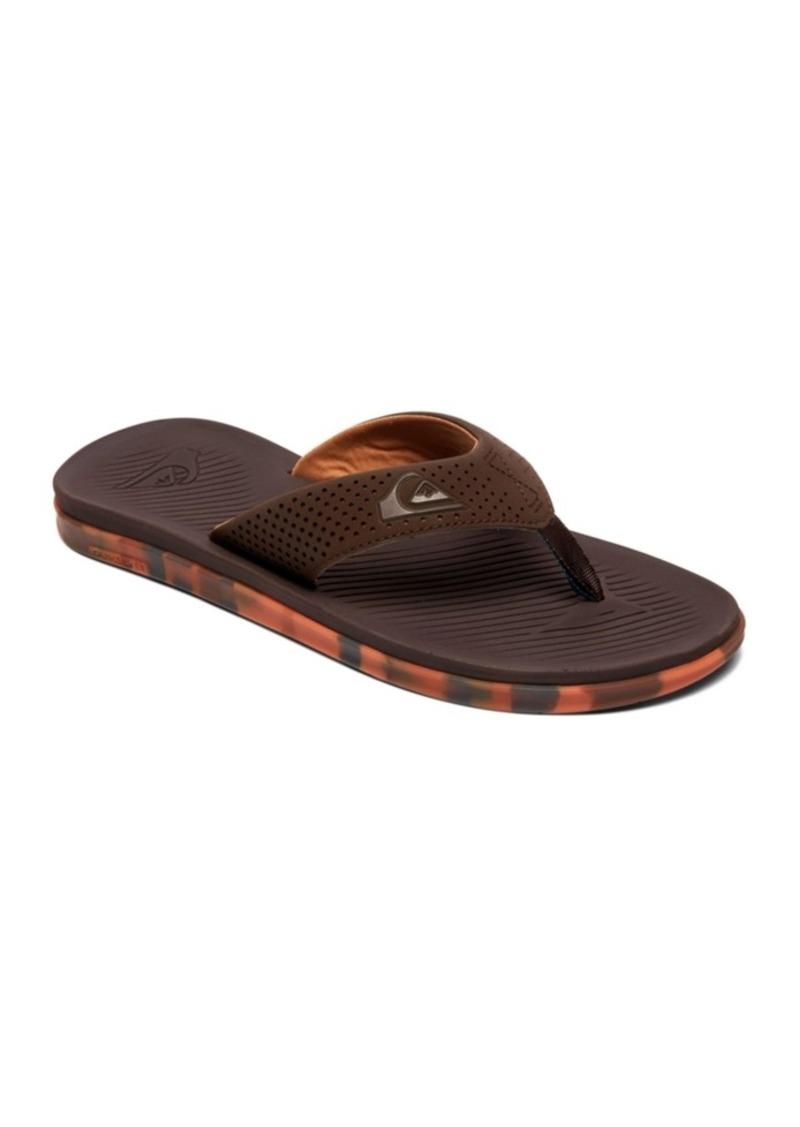 Quiksilver Men's Haleiwa Plus Sandals