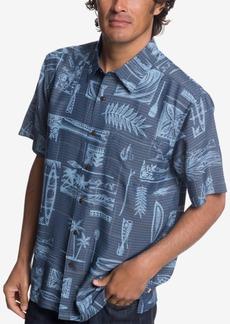 Quiksilver Waterman Men's Hana Hooks Shirt