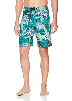 Quiksilver Men's Highline Country Scallop 20 Boardshort Swim Trunk