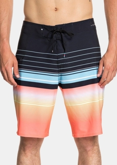 """Quiksilver Men's Highline Swell Vision Striped 20"""" Board Shorts"""