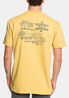Quiksilver Men's Home of Surfing Logo T-Shirt