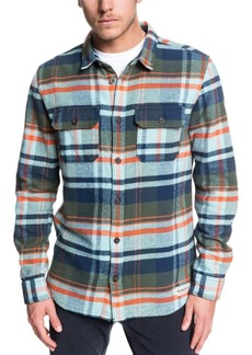 Quiksilver Men's Howe Waters Long Sleeve Woven
