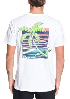 Quiksilver Men's In The Jungle Short Sleeve T-Shirt