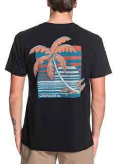Quiksilver Men's In The Jungle Short Sleeve T-Shirt