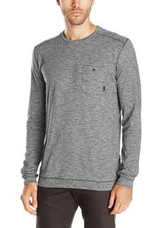 Quiksilver Mens indow Crew Sweater  arge