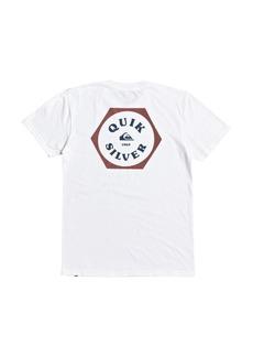 Quiksilver Men's Iron Lights Mt0 T-Shirt