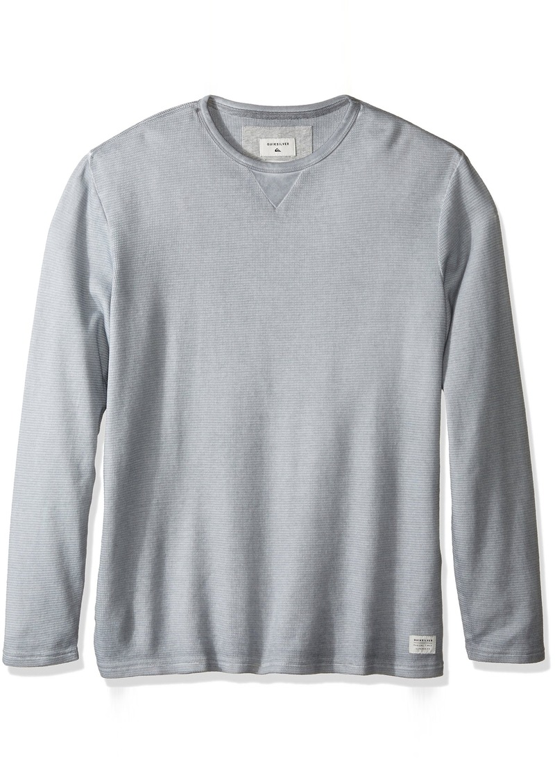 Quiksilver Men's Juke Long Sleeve Crew T-Shirt  XXL