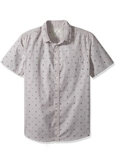 Quiksilver Men's Kamanoa Short Sleeve  XL