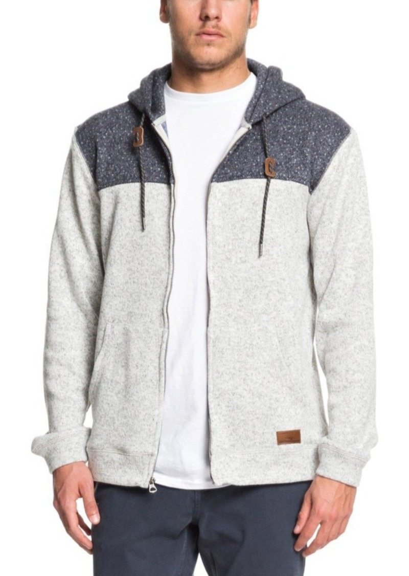 Quiksilver Men's Keller Block Zip