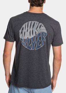 Quiksilver Men's Knockout Graphic T-Shirt