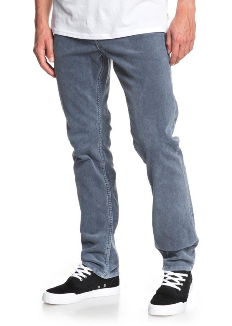 Quiksilver Men's Kracker Cord Pants