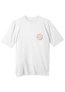 Quiksilver Men's Lei All Day Short Sleeve  XL