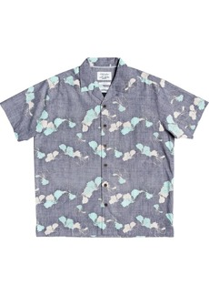 Quiksilver Men's Lei Around Shirt