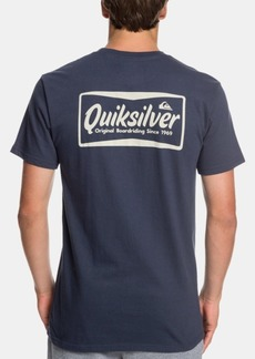 Quiksilver Men's Logo Graphic T-Shirt
