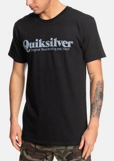 Quiksilver Men's Logo T-Shirt