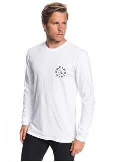Quiksilver Men's Long-Sleeve Logo T-Shirt