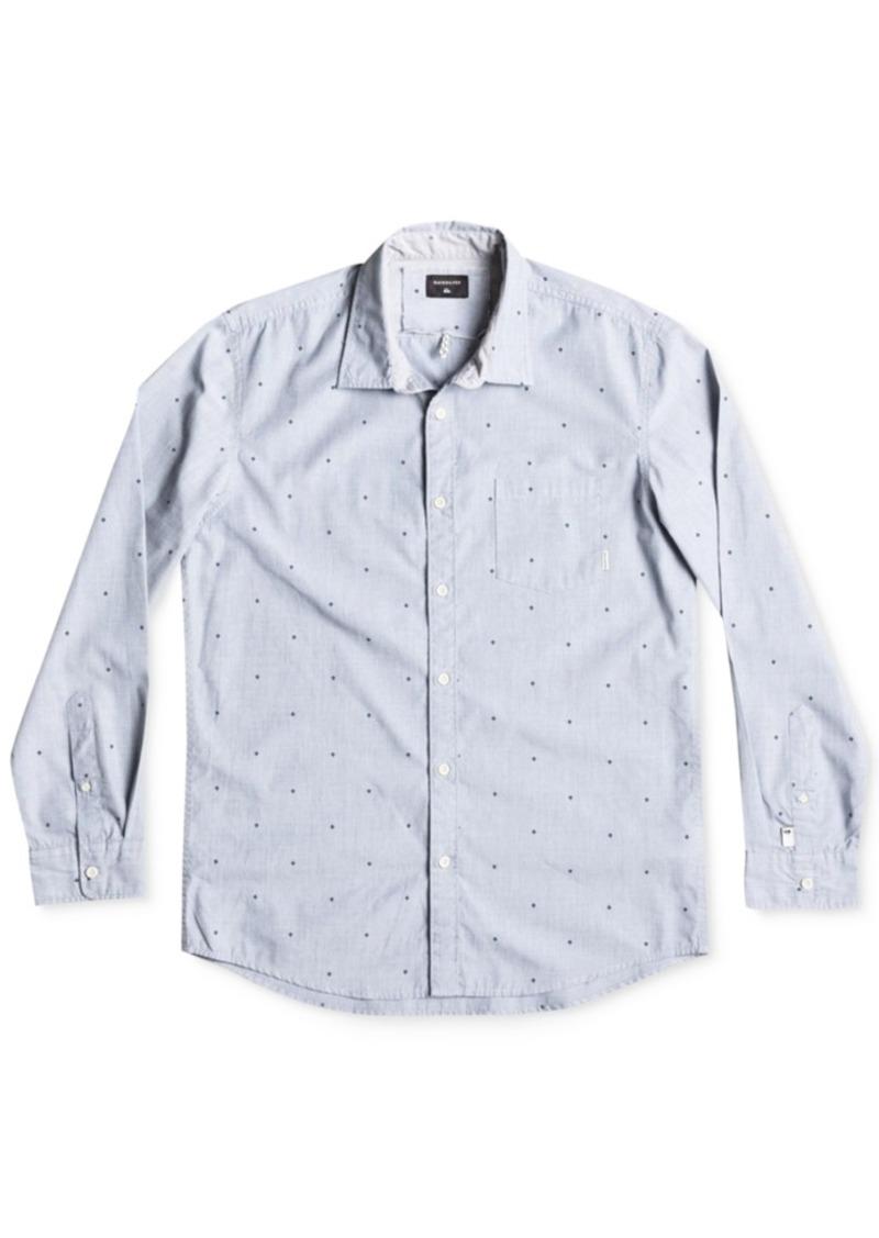 Quiksilver Men's Long-Sleeve New Everyday Shirt