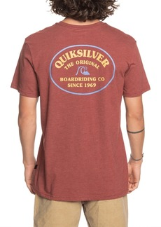 Quiksilver Men's Loose Ends Tee