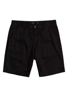 Quiksilver Men's Major Straight Fit Chino Shorts