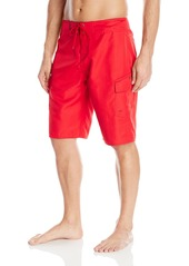 Quiksilver Men's Manic 22 Inch Boardshort Quick Red