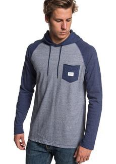 Quiksilver Men's Michi Hood Long Sleeve T-shirt