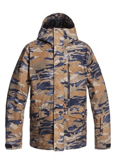 Quiksilver Men's Mission Printed Jacket