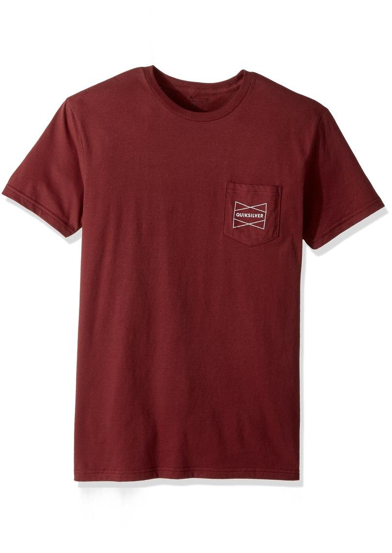 28b058d9a5433 Quiksilver Quiksilver Men s Mod Com Tee T-Shirt 2XL
