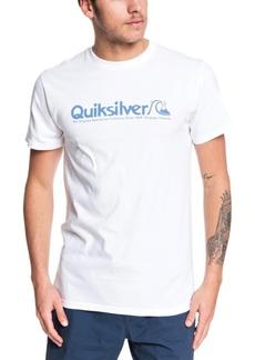 Quiksilver Men's Modern Legends Short Sleeve T-Shirt